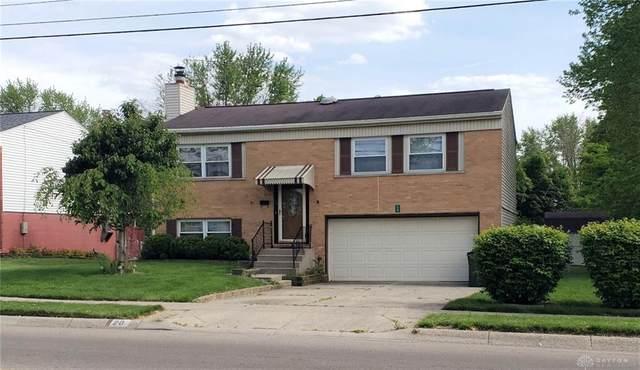 20 W Funderburg Road, Fairborn, OH 45324 (MLS #840016) :: The Swick Real Estate Group