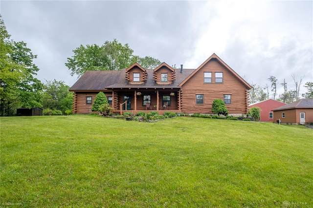 7230 Shull Road, Huber Heights, OH 45424 (MLS #840043) :: The Swick Real Estate Group