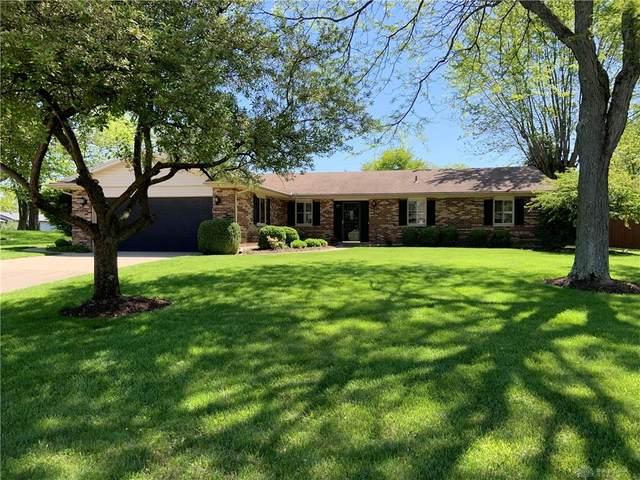 2127 Entrada Drive, Beavercreek, OH 45431 (MLS #840055) :: The Swick Real Estate Group