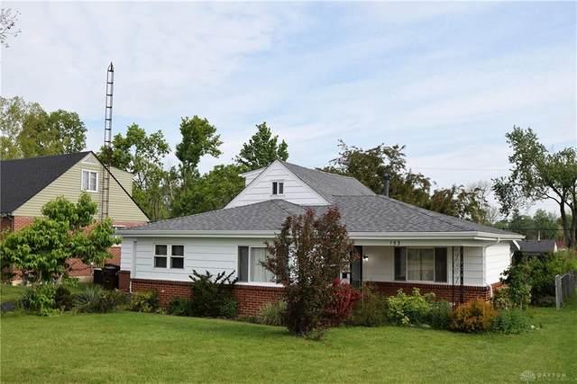 153 Loretta Drive, Harrison Twp, OH 45415 (#840069) :: Century 21 Thacker & Associates, Inc.