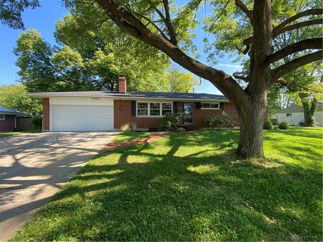 1009 Donson Drive, Kettering, OH 45429 (MLS #840130) :: The Gene Group