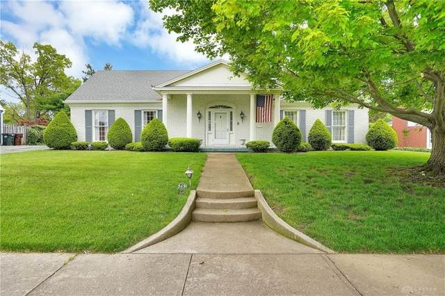 949 Morningside Drive, Xenia, OH 45385 (MLS #840147) :: Bella Realty Group