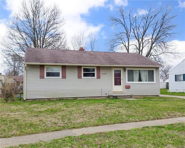 5432 Ferngrove Drive, Dayton, OH 45432 (MLS #840169) :: Bella Realty Group