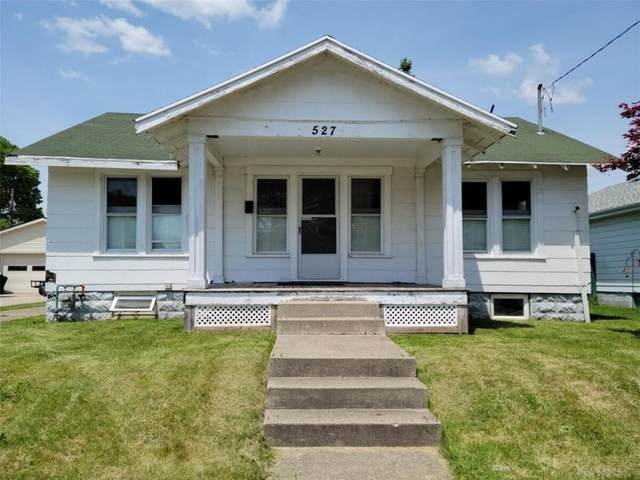 527 South Street, Fairborn, OH 45324 (MLS #840342) :: The Gene Group