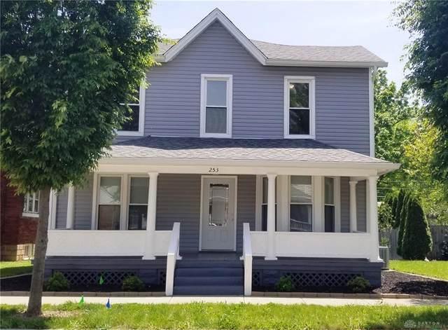 253 W Market Street, Germantown, OH 45327 (MLS #840445) :: Bella Realty Group