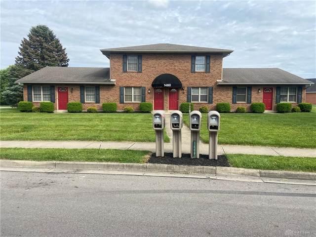 1480 Wayne Street, Troy, OH 45373 (MLS #840473) :: Bella Realty Group