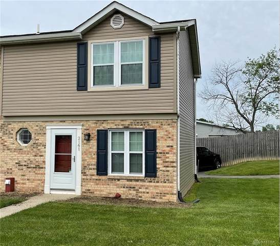 2161 Chapel Drive, Fairborn, OH 45324 (MLS #840554) :: The Gene Group