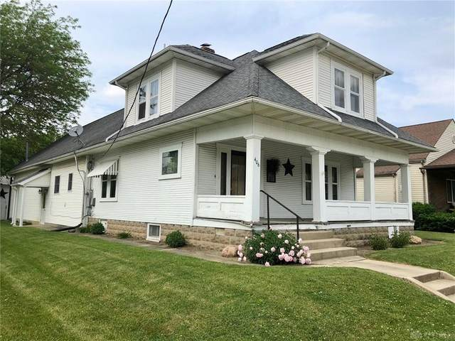 406 E Canal Street, Ansonia, OH 45303 (MLS #840663) :: The Gene Group