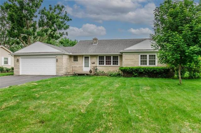 203 E Park Drive, Greenville Twp, OH 45331 (MLS #840714) :: Bella Realty Group