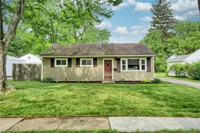 3369 Annabelle Drive, Kettering, OH 45429 (MLS #840758) :: The Gene Group