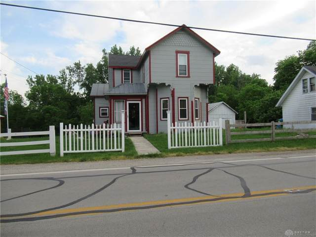 2823 W State Route 571, Greenville, OH 45331 (MLS #840763) :: The Gene Group