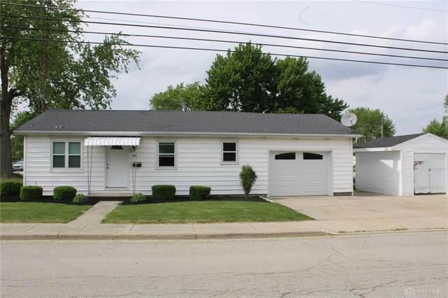 61 E Main Street, Burkettsville, OH 45310 (MLS #840789) :: The Gene Group