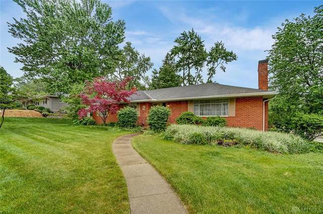 160 Marchester Drive, Kettering, OH 45429 (MLS #840843) :: Bella Realty Group