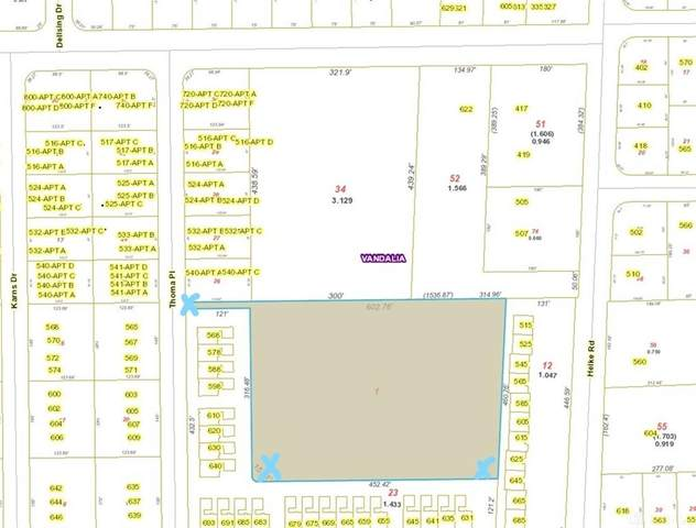 0 Buttercup, Vandalia, OH 45377 (MLS #840884) :: Bella Realty Group