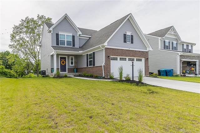 1015 Colonial Way, Huber Heights, OH 45424 (MLS #840987) :: The Gene Group