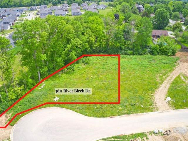 3611 River Birch Drive, Bellbrook, OH 45305 (MLS #841044) :: The Gene Group