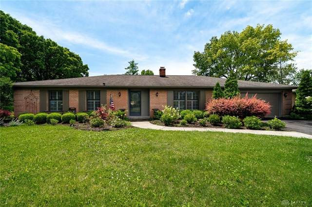 664 Dionne Court, Centerville, OH 45459 (MLS #841047) :: The Gene Group
