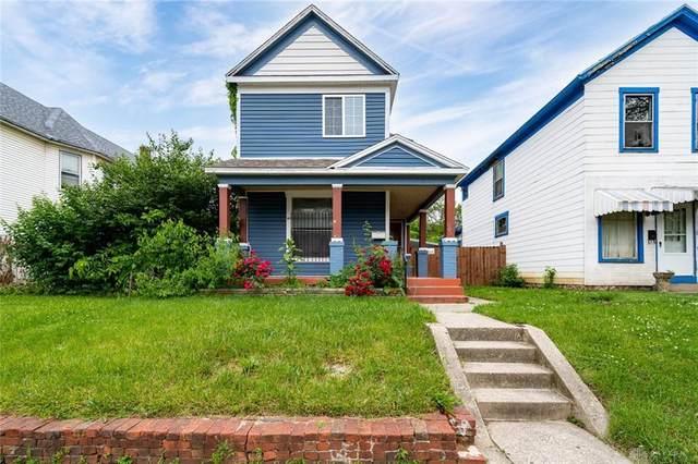 608 Troy Street, Dayton, OH 45404 (MLS #841062) :: Bella Realty Group