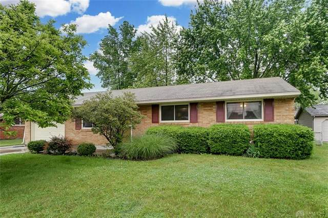 7636 Stonecrest Drive, Huber Heights, OH 45424 (MLS #841163) :: The Gene Group