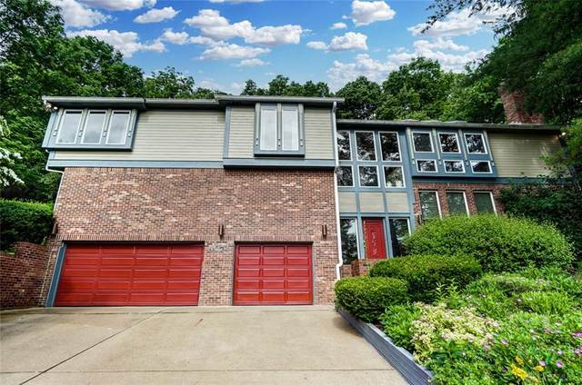4073 Dogwood Trail, Kettering, OH 45429 (MLS #841235) :: The Gene Group