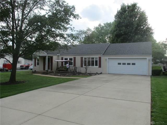 122 Kenec Drive, Middletown, OH 45042 (MLS #841272) :: Bella Realty Group