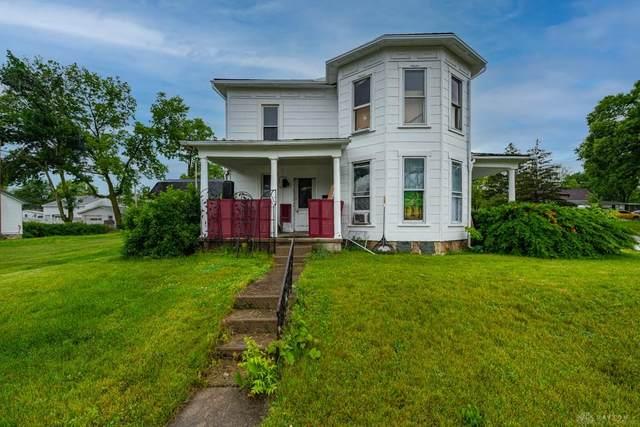 101 Hayes Street, West Milton, OH 45383 (MLS #841315) :: Bella Realty Group