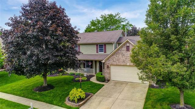 1824 Weathered Wood Trail, Centerville, OH 45459 (MLS #841322) :: Bella Realty Group