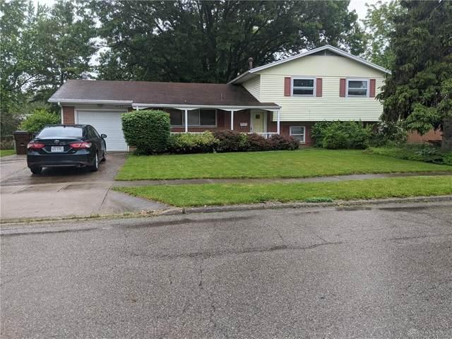 4516 Burchdale Street, Dayton, OH 45440 (MLS #841340) :: The Gene Group