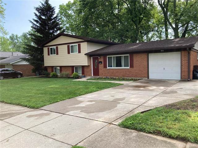4416 Burchdale Street, Kettering, OH 45440 (MLS #841343) :: The Gene Group