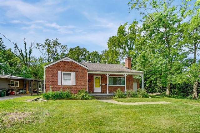 521 Lincoln Court, Yellow Springs Vlg, OH 45387 (MLS #841409) :: Bella Realty Group
