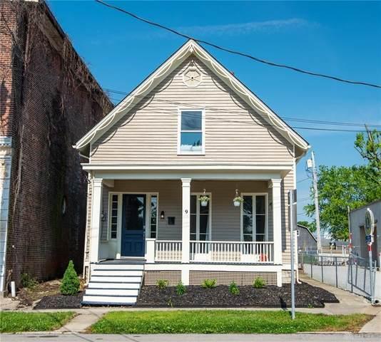 9 S Limestone Street, Jamestown Vlg, OH 45335 (MLS #841418) :: Bella Realty Group