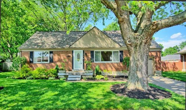 515 Storms Road, Kettering, OH 45429 (MLS #841429) :: The Gene Group