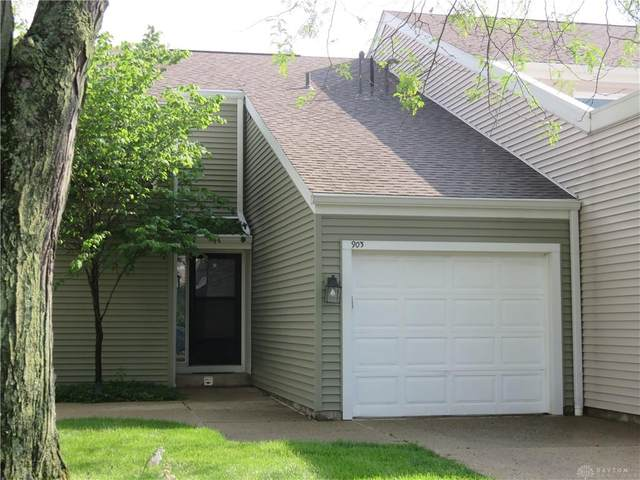 903 Windom Square, Centerville, OH 45458 (MLS #841477) :: Bella Realty Group