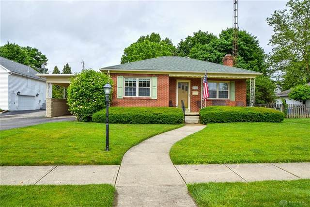 105 S Clay Street, New Carlisle, OH 45344 (MLS #841586) :: Bella Realty Group