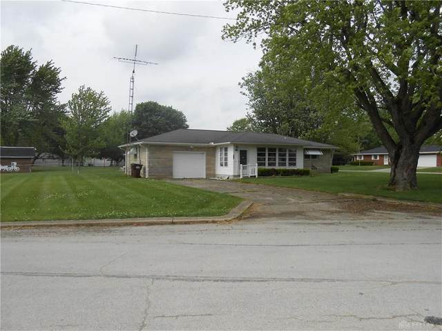 316 N Harrison Street, New Madison, OH 45346 (MLS #841625) :: The Swick Real Estate Group