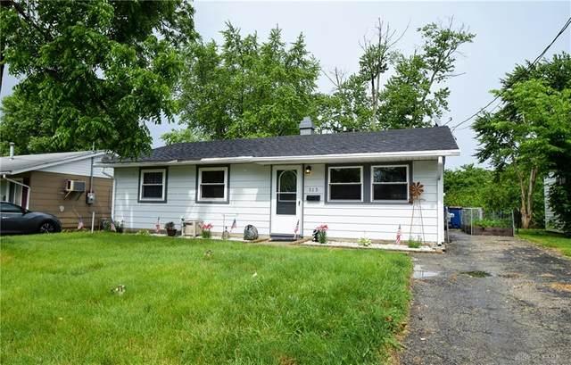 313 Blaine Avenue, Piqua, OH 45356 (MLS #841634) :: Bella Realty Group