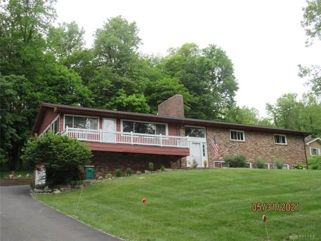 211 Beech Drive, Springfield Township, OH 45504 (#841645) :: Century 21 Thacker & Associates, Inc.