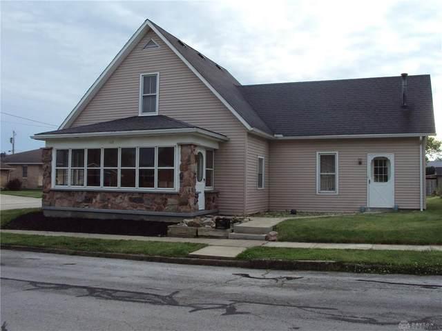 112 S East Street, Arcanum, OH 45304 (MLS #841730) :: The Westheimer Group