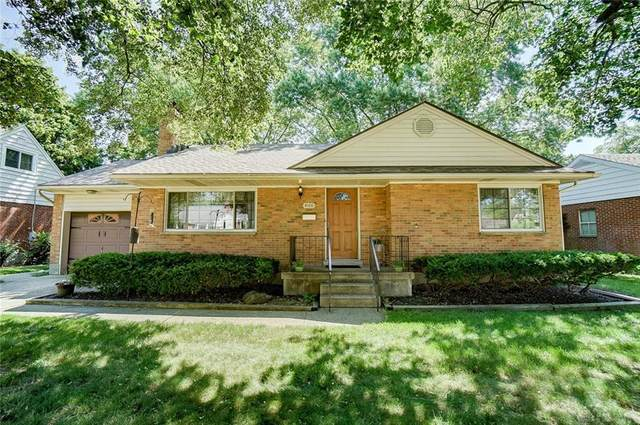4100 Maricarr Drive, Kettering, OH 45429 (MLS #841760) :: The Gene Group