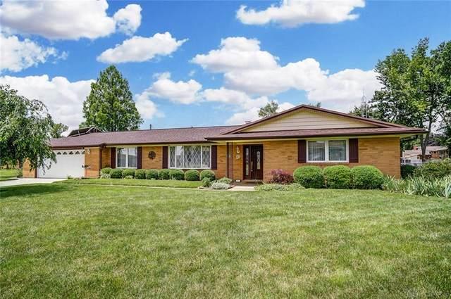 2423 Brown Bark Drive, Beavercreek, OH 45431 (MLS #841783) :: The Swick Real Estate Group