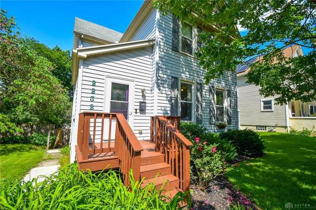 2232 Willowgrove Avenue, Dayton, OH 45409 (MLS #841864) :: Bella Realty Group