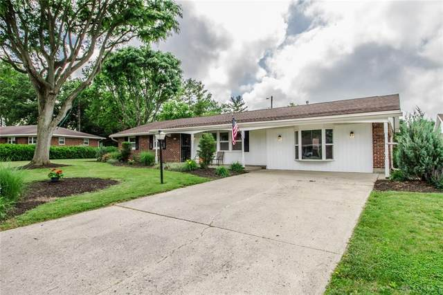1035 Donald Drive, Greenville Twp, OH 45331 (MLS #841879) :: The Swick Real Estate Group
