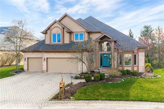 5743 Stone Lake Drive, Centerville, OH 45429 (MLS #841952) :: The Gene Group