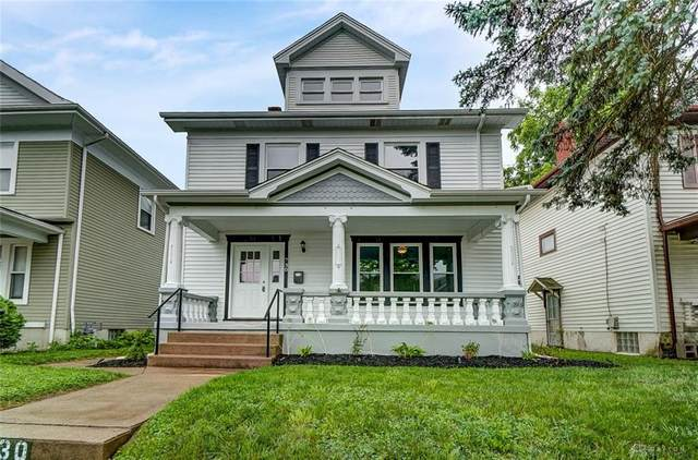 730 Wilfred Avenue, Dayton, OH 45410 (MLS #841974) :: The Swick Real Estate Group