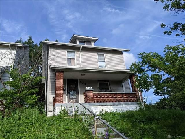 534 Creighton Avenue, Dayton, OH 45410 (MLS #842013) :: The Swick Real Estate Group