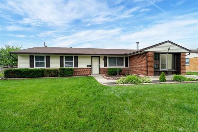 6450 Stonehurst Drive, Huber Heights, OH 45424 (MLS #842048) :: The Gene Group