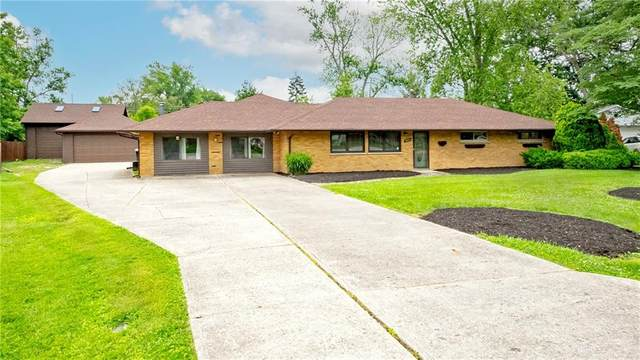 9094 Mary Haynes Drive, Centerville, OH 45458 (MLS #842057) :: The Gene Group
