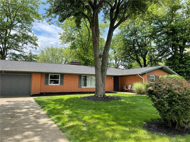 160 Winchcombe Drive, Dayton, OH 45459 (MLS #842153) :: The Swick Real Estate Group