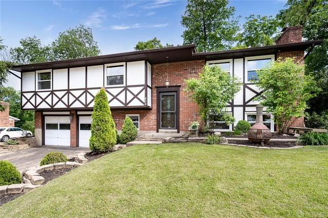 424 Lincoln Green Drive, West Carrollton, OH 45449 (MLS #842163) :: The Swick Real Estate Group