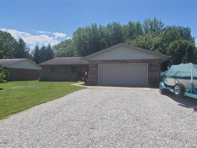 42 Fiord Drive, Eaton, OH 45320 (MLS #842267) :: The Gene Group